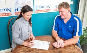 Highton Removal Listing